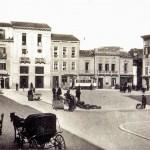 018 bis La  Piazza Garibaldi nel periodo anteguerra