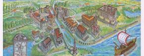 Pescara al tempo dell'Impero Romano