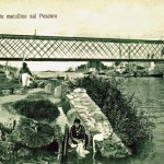 001 Ponte Metallico sulla Pescara, 1890