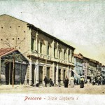 12. Pe, V.le Umberto I, Casa F.P.Michetti, Campanile, 1908