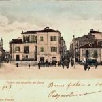 13. Piazzale del Ponte, Pe 1903