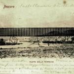 16. Ponte della Ferrovia, Pe 1900