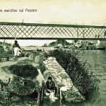 17. Ponte Metallico sulla Pescara, 1890