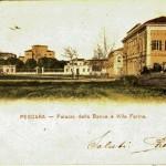 19. Pe, Palazzo della Banca e Villa Farina, 1901