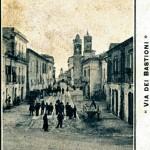 7. Via dei Bastioni, Pes. 1900 Cartolina_modificato-2