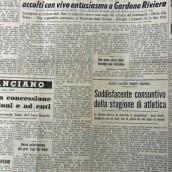 """""""Gloria alla Terra""""…..50 anni dopo"""