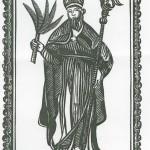 L'immagine del santo protettore di Pescara fu voluta, nel 2005, dal direttivo del Circolo Aternino