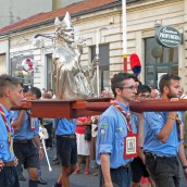 Ripristinata la vestizione dello scapolare del Patrono di Pescara e della Diocesi