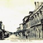 14. Pe, Viale Conte di Ruvo, 1925 (da ovest)