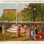 18. Piazza XX Sett. - Inaugur. Acquedotto, 1910