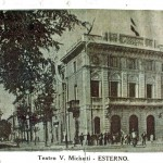 Teatro Michetti 1910